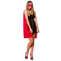 Super-Hero-Cape---Red