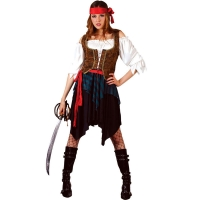 Caribbean-Pirate-Lady