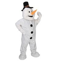 Deluxe-Snowman-Mascot