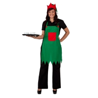 Elf-Apron-&-Hat-Set