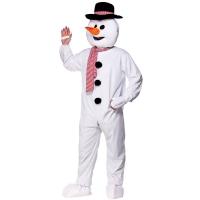 Snowman-Mascot