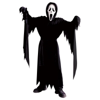 Official Licensed Scream Costume (Child)