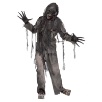 Burning Dead Zombie (Adult One Size)
