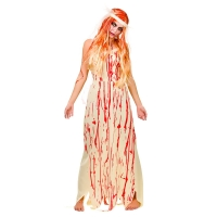 Blood Covered Bride Prom Girl