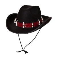 Adventurer Hat with teeth