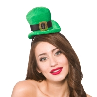 Deluxe Mini St Pats Hat