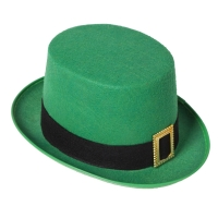 St Patrick - Leprechaun Top Hat