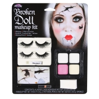 Broken Doll Makeup Kit