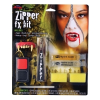 Deluxe Zipper FX Kit - Vampire