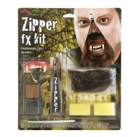 Deluxe Zipper FX Kit - Werewolf