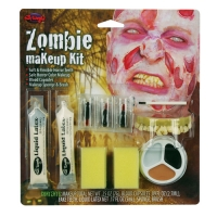 Zombie Makeup Kit  Peeling Skin