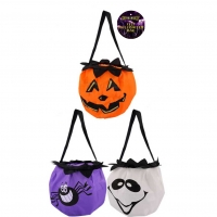 Trick or treat Pumpkin Bags