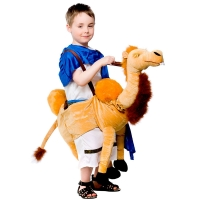 Ride-on-Camel
